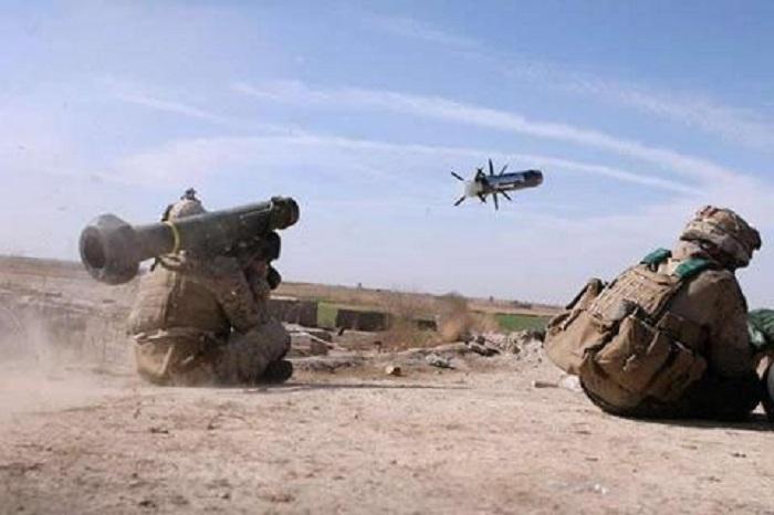 Raytheon/Lockheed Martin Javelin FGM-148F Missiles