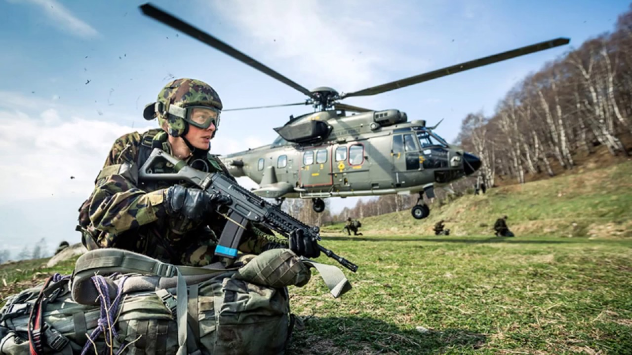 Swiss Army Special Forces Command