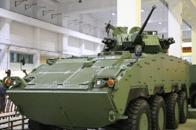 CM-34 Taiwan Infantry Fighting Vehicle