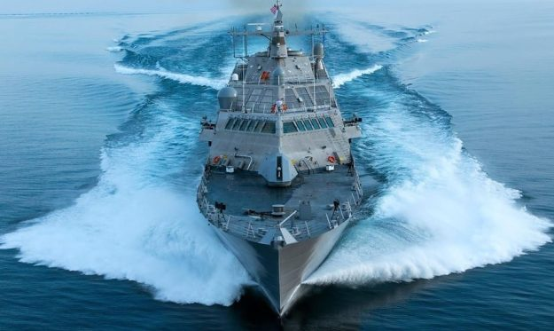 U.S. Navy to commission Littoral Combat Ship Wichita (LCS 13)