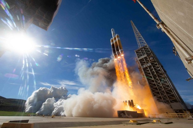 United Launch Alliance successfully launches NROL-71 Spy Satellite