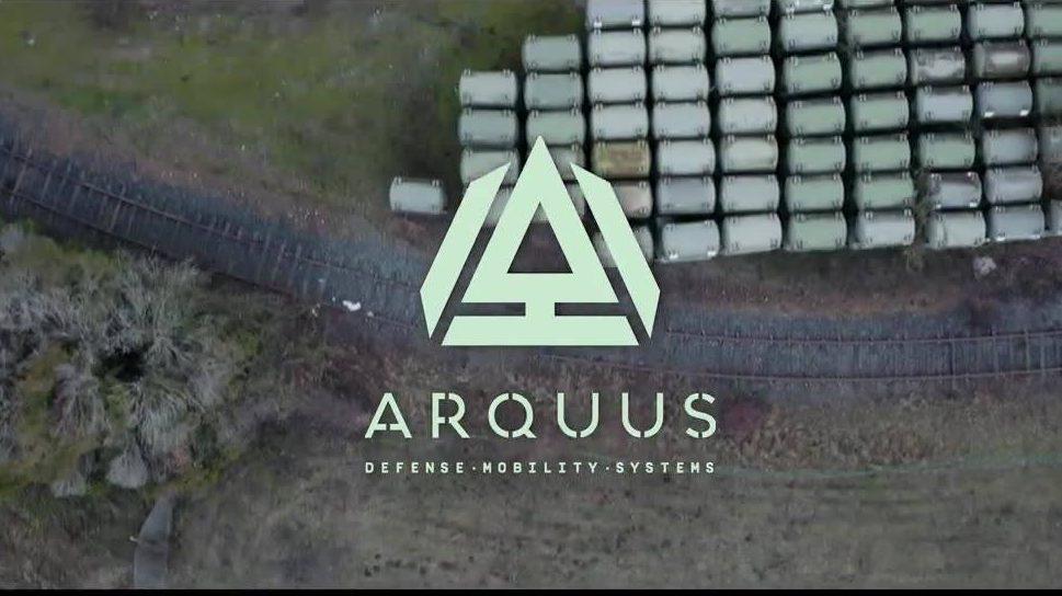 Arquus presente its new logistic center, Arquus Hub