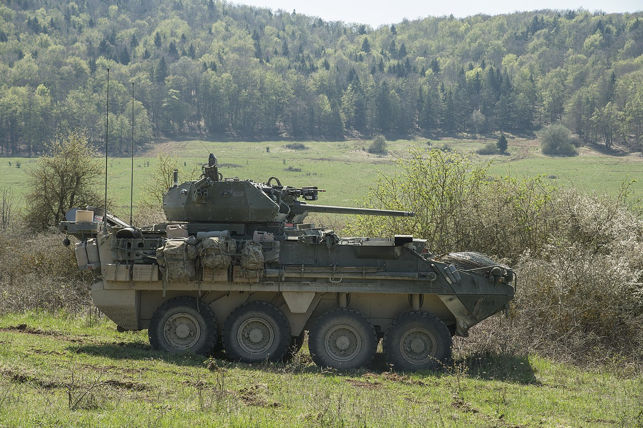 General Dynamics Land Systems gets $402M contract for US Army Stryker Technical Support Services