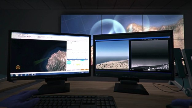 Leonardo Company Border Control