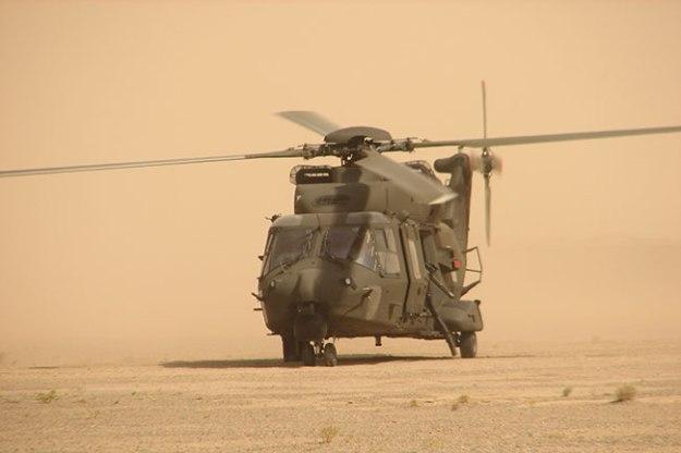 NHIndustries NH90 TTH version (Tactical troop transport)