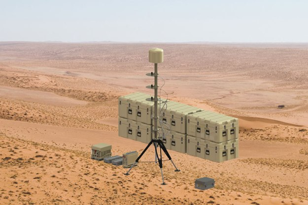SRC lands $108M US Army contract for anti-drone technology