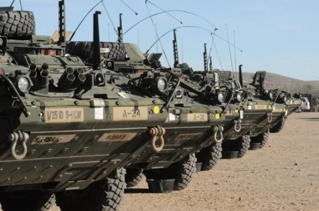 Stryker Brigade Combat Team (SBCT)