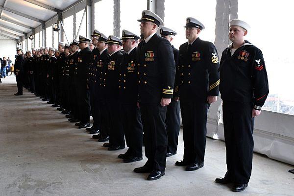U.S. Navy commissions submarine USS South Dakota (SSN-790)