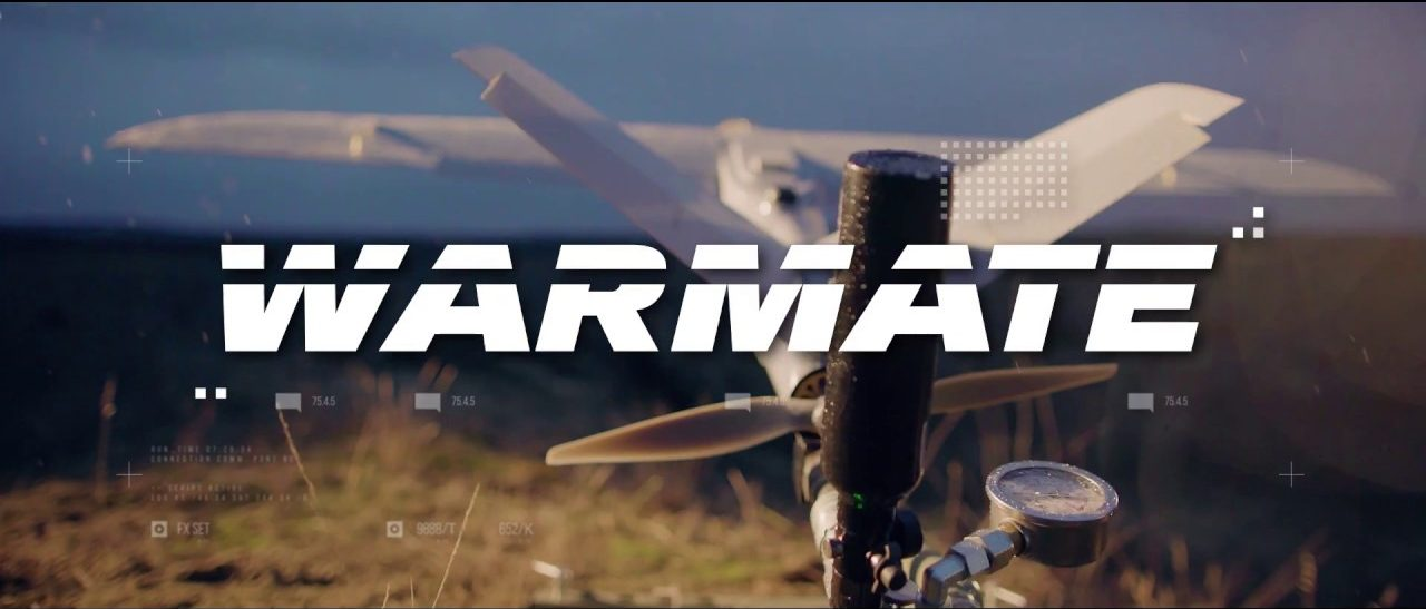 Warmate Combat Unmanned Aerial Vehicle (CUAV)