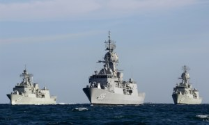 Royal Australian Navy to extend service life of Anzac-class frigates amid concerns about sustainment