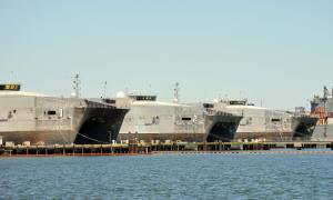 Austal awarded 369 million U.S. Navy contract for Expeditionary Fast Transport ships