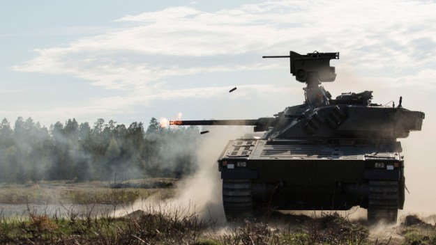 BAE Systems offers combat-proven CV90 for Australian Army's Land 400 Phase 3 bid