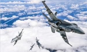 Boeing awarded $4 Billion deal for 78 F/A-18 Super Hornets