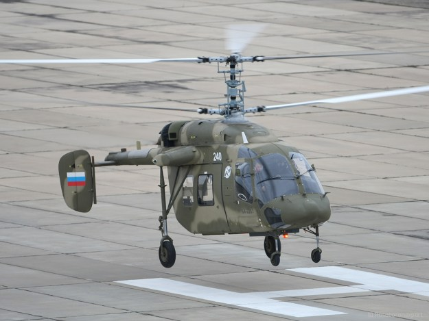 Ka-226T Light multipurpose helicopter