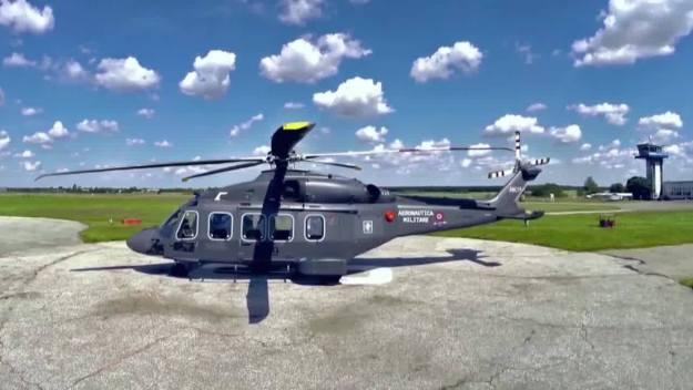 Leonardo AW149 Medium-lift Military Helicopter