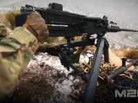 M2A1 .50 Caliber (12.7mm) Heavy Machine Gun