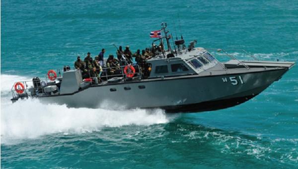 MARSUN - M18 Fast Assault Bboat