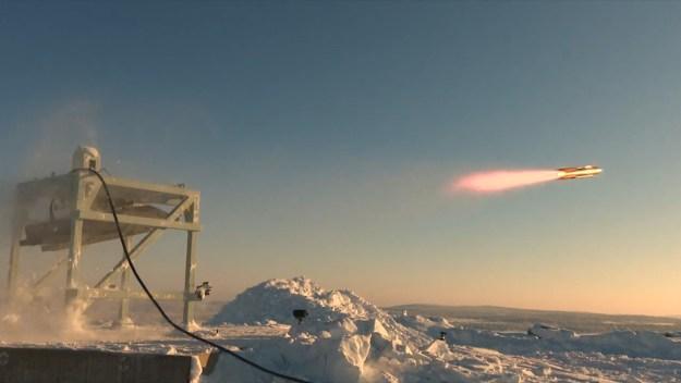 MBDA conducts first Brimstone 3 firing
