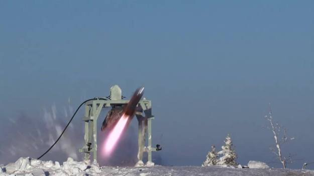 MBDA conducts first Brimstone 3 firing