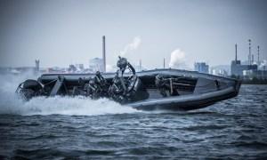 PALFINGER PB 1100 G Rigid-Hulled Inflatable Boat