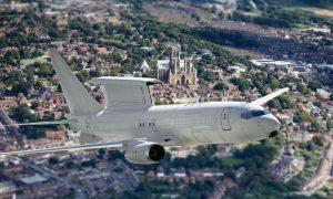 UK Orders Five Boeing E-7 AEW&C in $2 Billion Deal