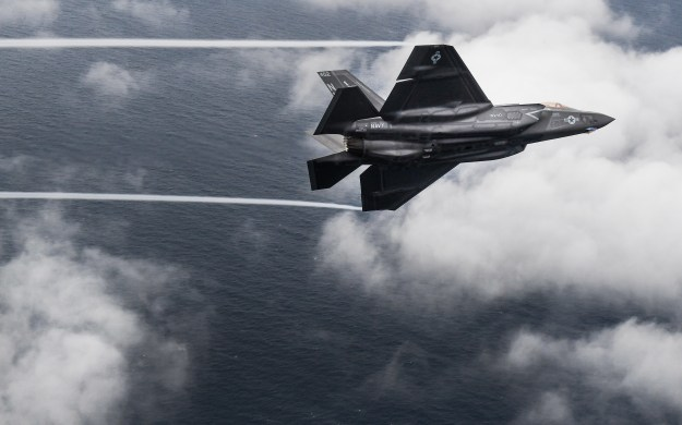 US Navy Declares Initial Operational Capability for F-35C Joint Strike Fighter