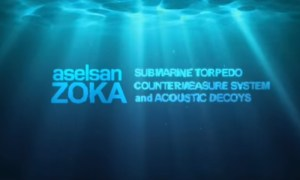 Aselsan ZOKA Torpedo Countermeasure