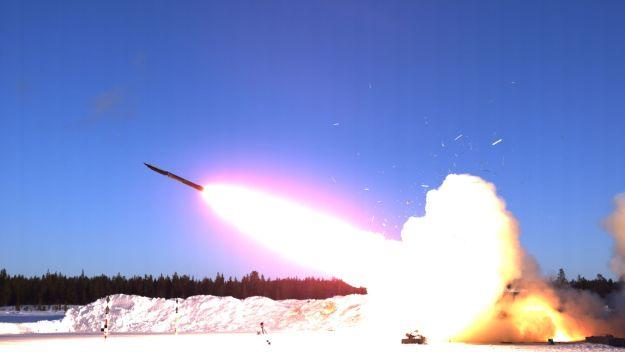 SAAB Ground-Launched Small Diameter Bomb (GLSDB)