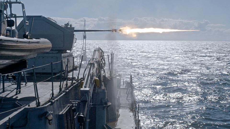 AM-35 35mm Naval Gun System