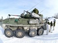 Light Armoured Vehicle II (LAV II) Coyote