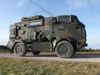 German Army to receive new Mungo Nuclear Biological Chemical Reconnaissance Vehicle