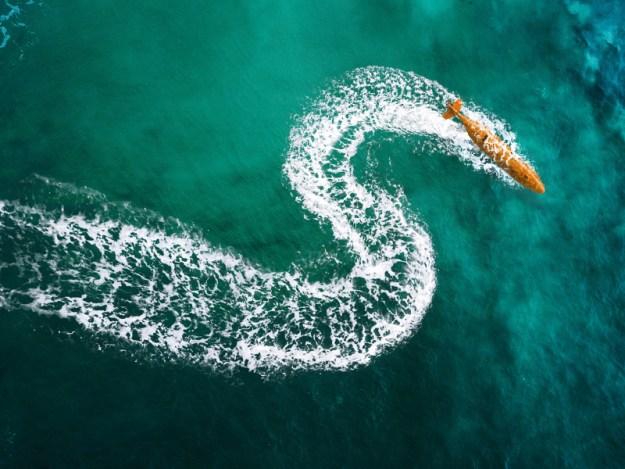 HUGIN Superior Autonomous Underwater Vehicle