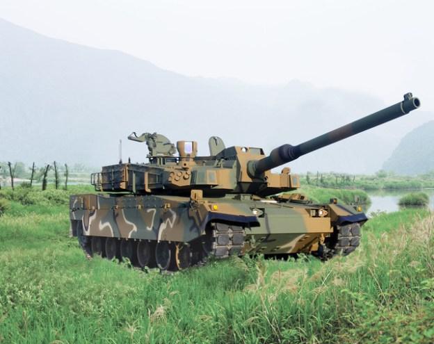 Hyundai Rotem restarts K2 Main Battle Tank after 2-year Delay