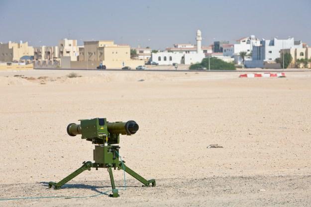 Shershen Anti-Tank Guided Missile (ATGM)