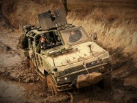 Czech Army SVOS Perun Light Strike Vehicle