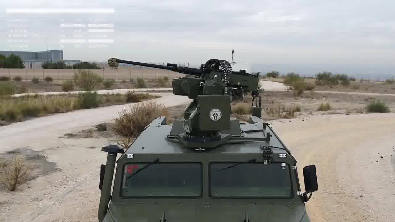 Guardian 2.0 Remote Control Weapons Station (RWS)