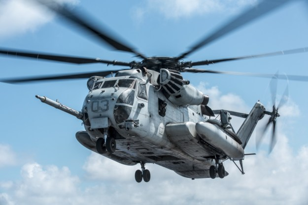 Marine Aircraft Group (MAG) 24 CH-53E Super Stallion