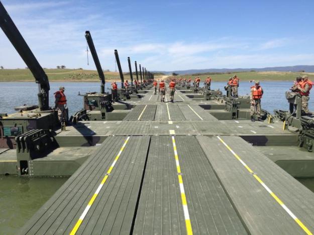 FNSS OTTER Armoured Amphibious Assault Bridge (AAAB)