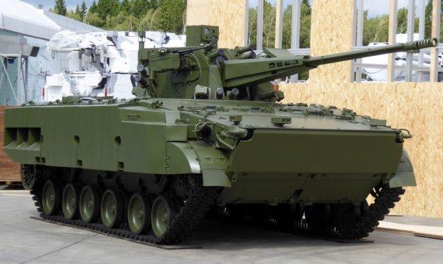 Derivatsiya-PVO air defense artillery system