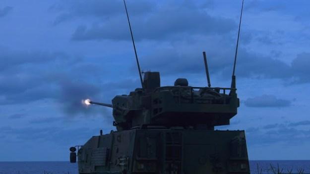 South Korea Anti-Aircraft Gun Wheeled (AAGW)