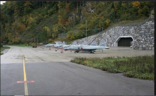 Swiss Air Force Meiringen Air Base