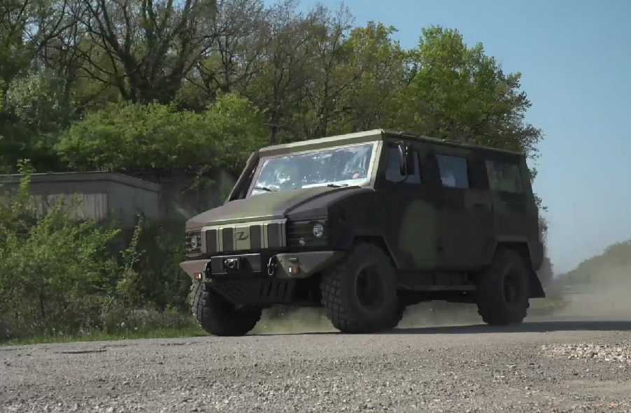 Zastava NTV 40.13 Infantry Mobility Vehicle