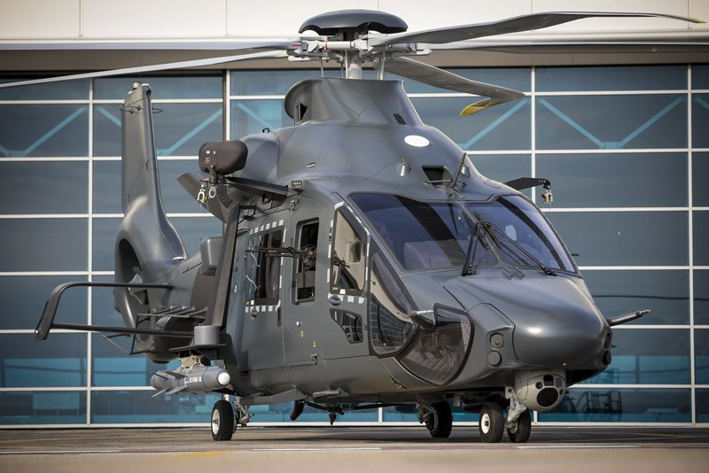 Airbus Helicopter Joint Light Helicopter