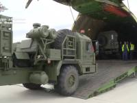 Russia Starts Delivery of S-400 System to Turkey