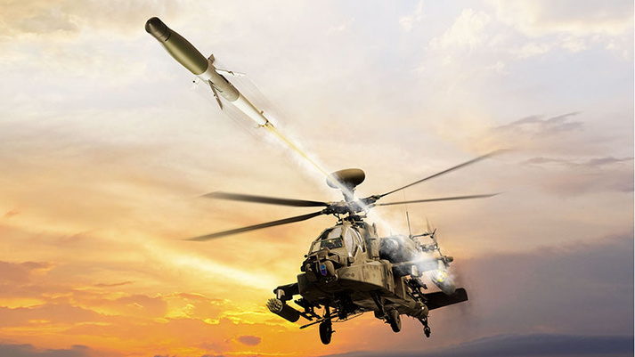 BAE Systems Wins $2.7 Bn Order for APKWS Laser-Guided Rockets