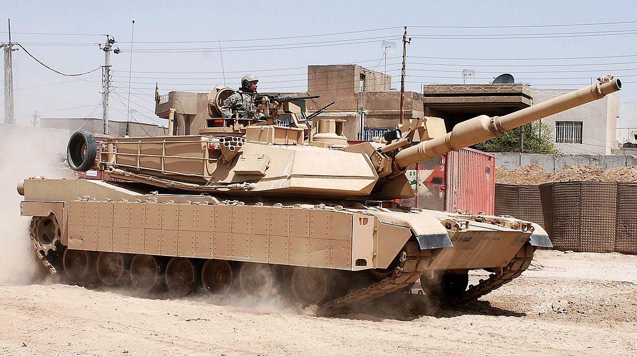 Honeywell International To Supply Engines Components For Saudi Kuwaiti Abrams Main Battle Tank