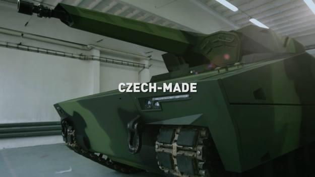 Rheinmetall Lynx KF41 infantry fighting vehicle – Czech-made