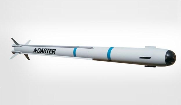 Denel Dynamics A-Darter Short Range Air-to-Air Missile