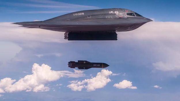 Boeing wins $70M for GBU-57 Massive Ordnance Penetrators