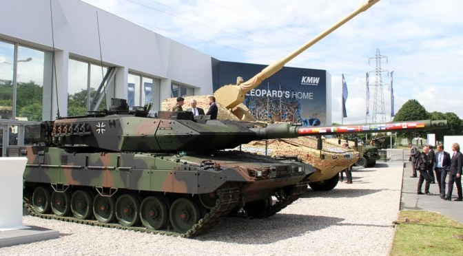 Rheinmetall to manufacture main armament and hulls for Hungarian Army PzH 2000 and Leopard 2